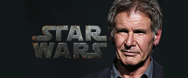 HARRISON FORD RETURNING HAN SOLO STAR WARS EPISODE VII 2015