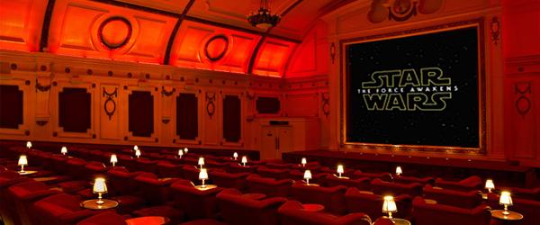 Star Wars Tfa Cinema
