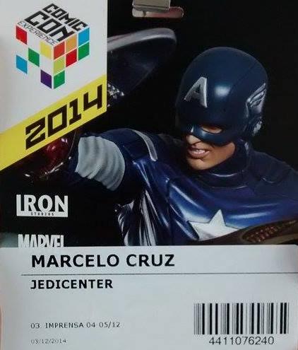 Jedicenter Na Comic Con Experience!