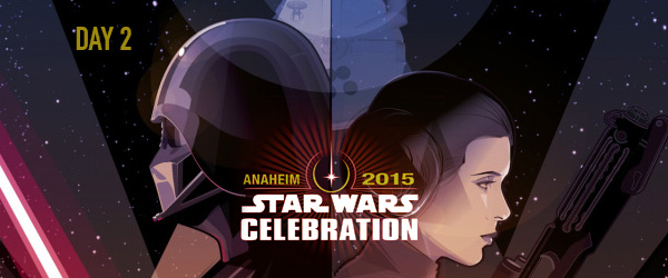 Star Wars Celebration – Dia 2 – Battlefront, Jakku E O Canon.