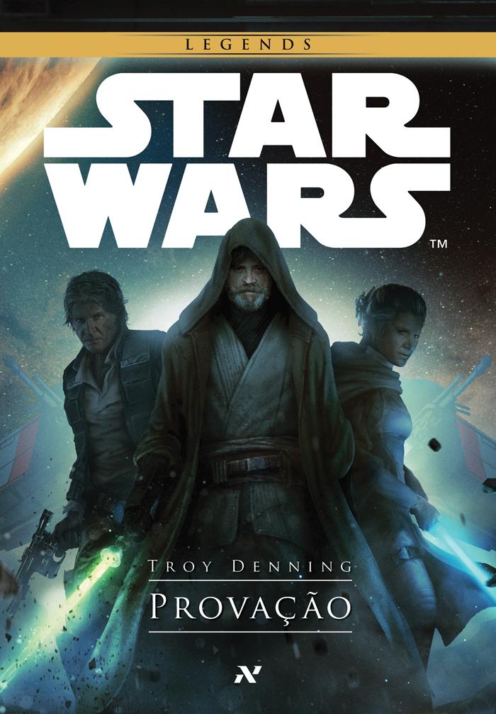 Star Wars Provacao Troy Denning Editora Aleph