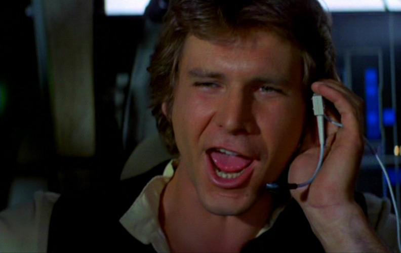 Han Solo Death Star 1170×500