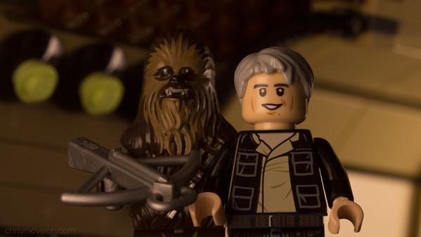 """Chewie, We're Lego!"""