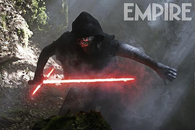 Nova Edição Da Empire Revela Detalhes Sobre Kylo Ren E A Primeira Ordem