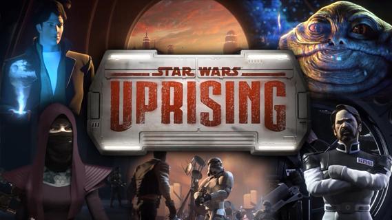 [RESENHA] Star Wars: Uprising