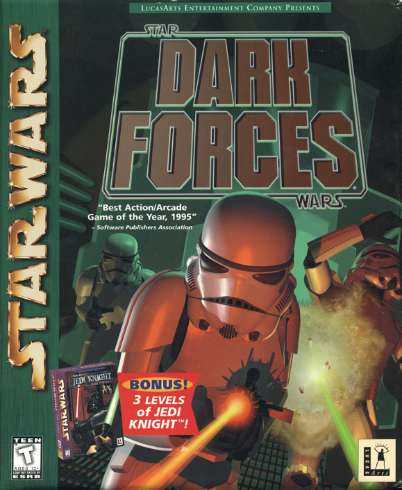 [RESENHA] Star Wars: Dark Forces
