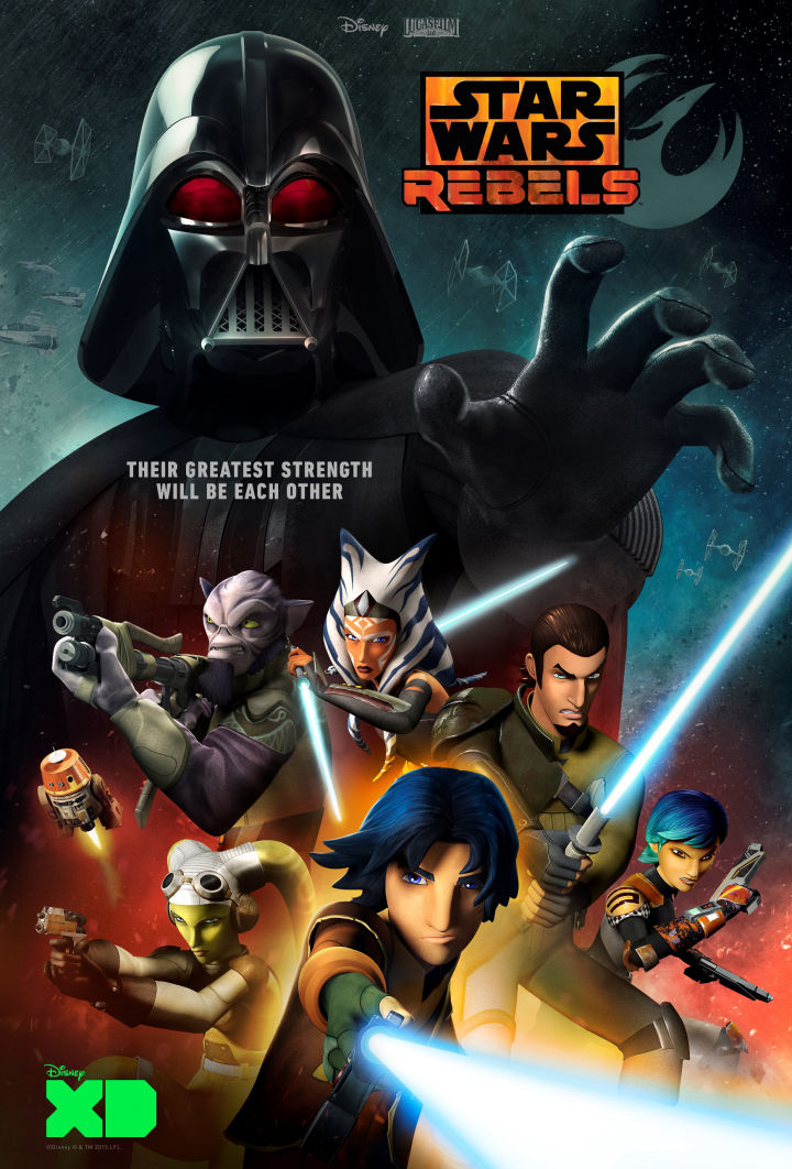 Rebels Temporada