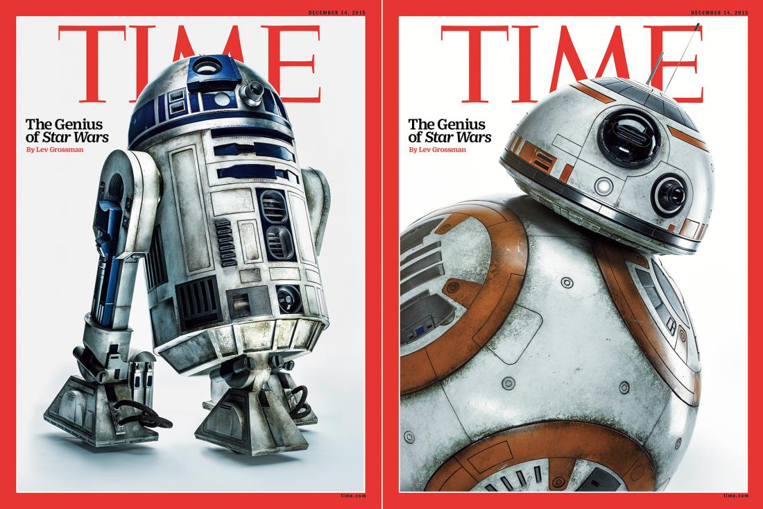 Droid Time Covers