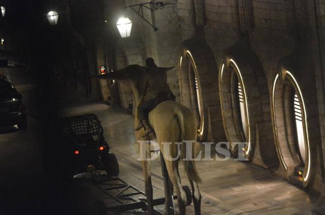 Star Wars Episode Eight Dubrovnik High Horse