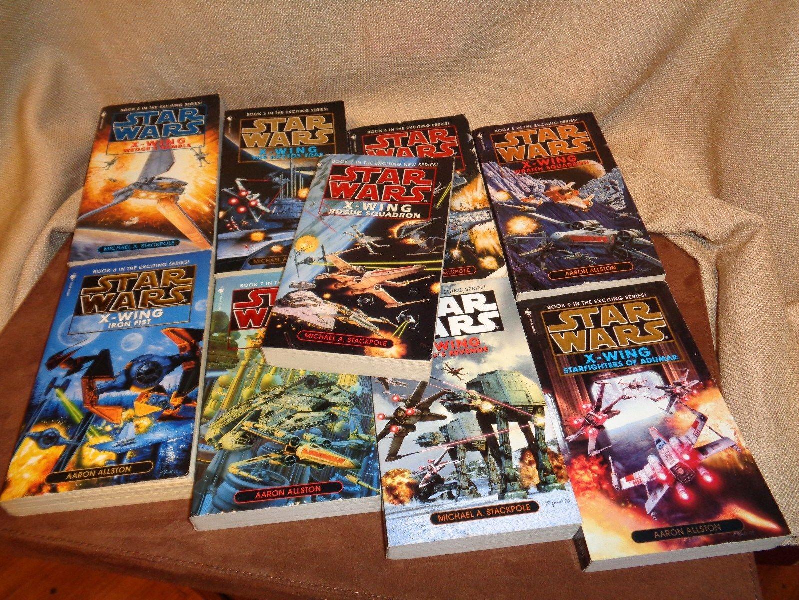 star-wars-x-wing-series-set-of-9-books