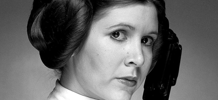LucasFilm Desmente Rumor De Recriar Carrie Fisher Em CGI Para Os Próximos Star Wars