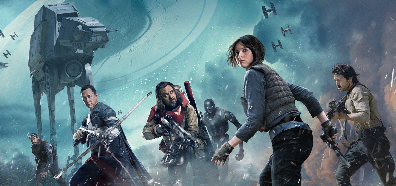 Rogue One | Presença De Princesa Leia Na Batalha De Scarif é Justificada