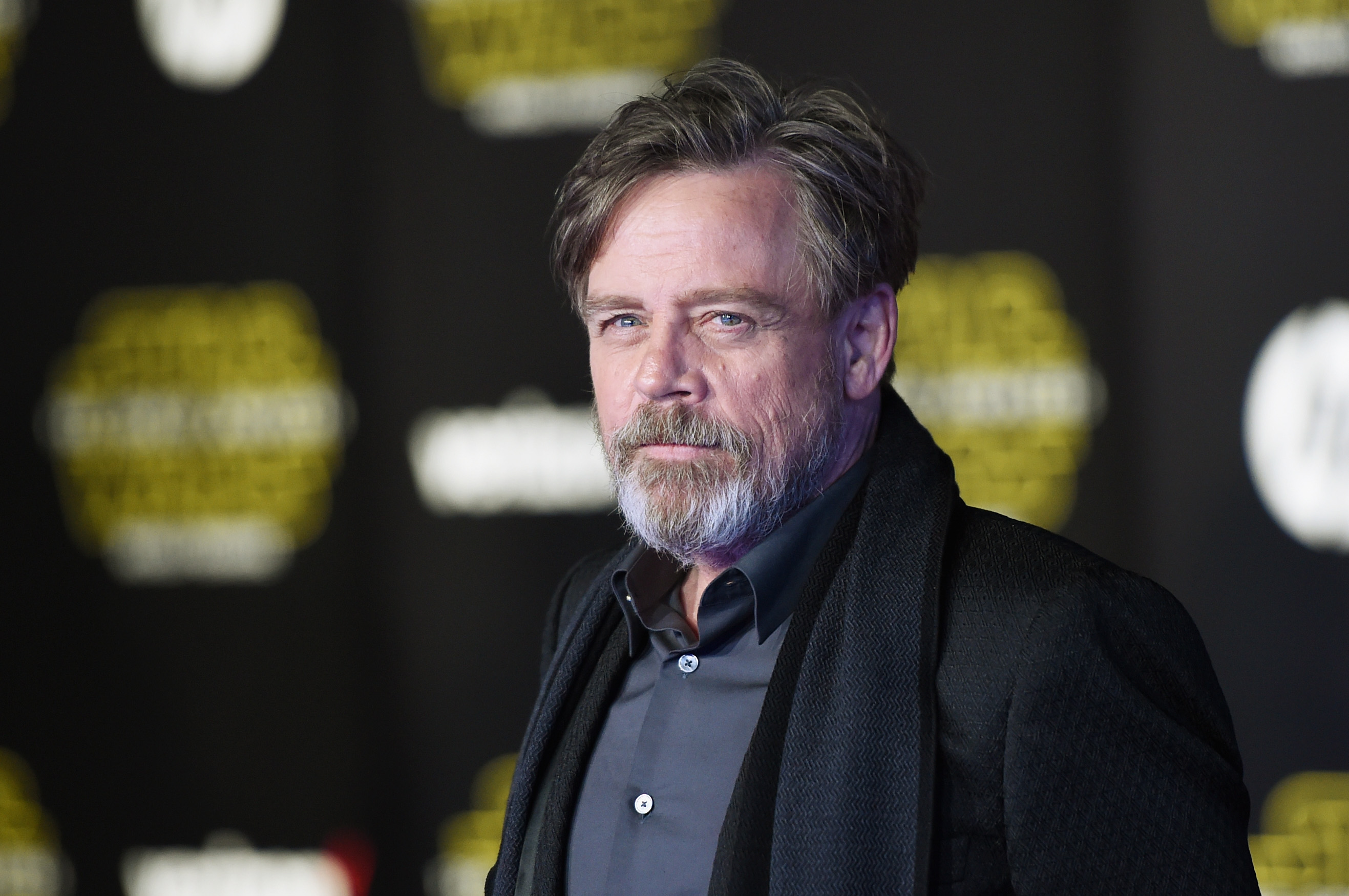 Mark Hamill Force Awakens