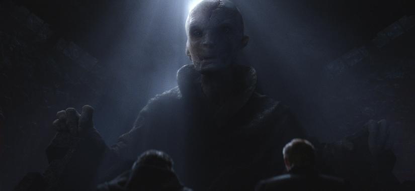 RUMOR | Novos Detalhes Sobre Líder Snoke E Seus Lacaios