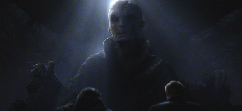 O Que Snoke Quer E Como Isso Se Conecta à Saga?