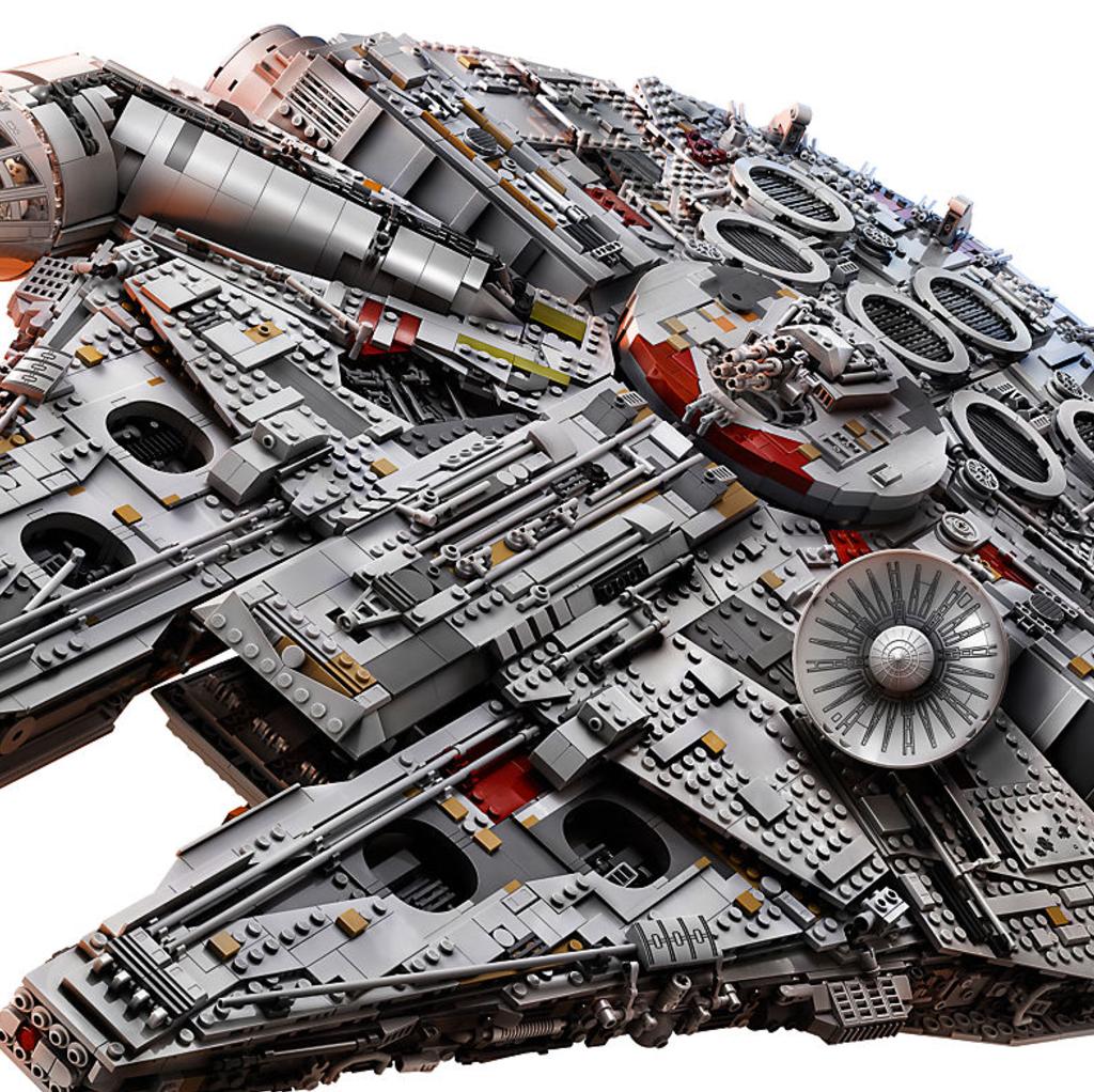 Lego Star Wars Ucs Millennium Falcon J5r9.1920