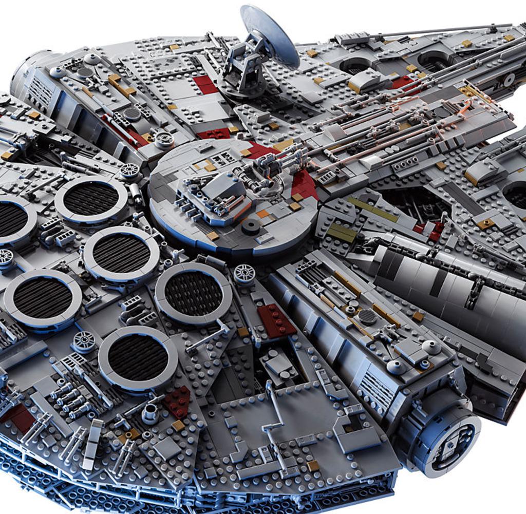 Lego Star Wars Ucs Millennium Falcon Nrnt.1920