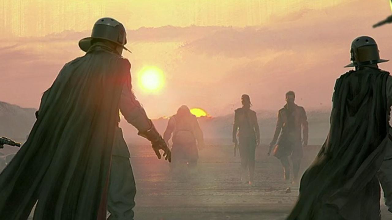 Disney Anuncia Três Filmes Da Saga A Partir De 2022
