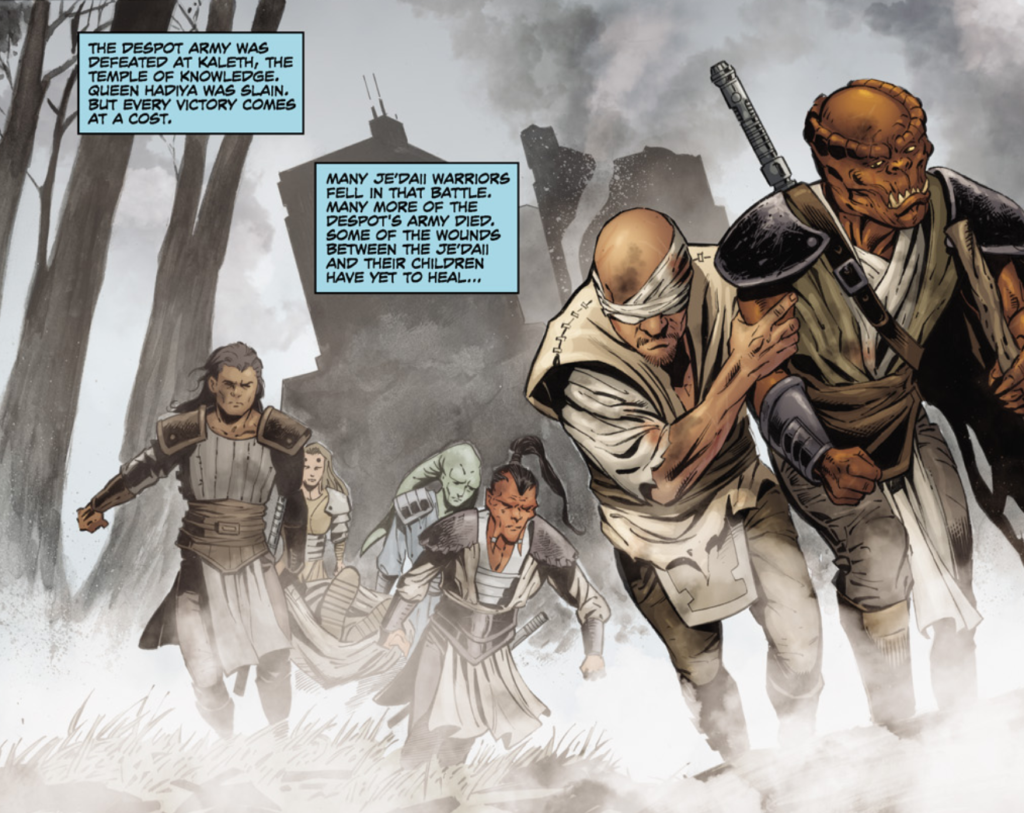 Dawn of the Jedi: Despot War