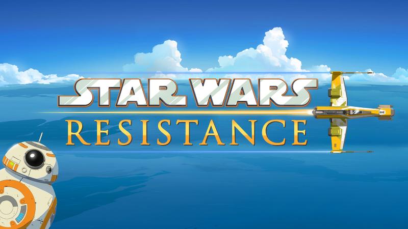 RESISTANCE é A Nova Série Animada De Star Wars