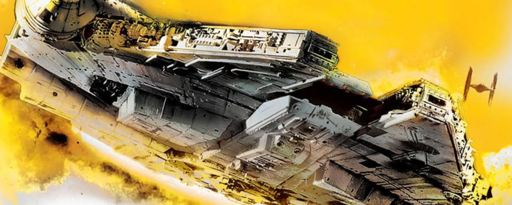 Star Wars Dívida de Honra