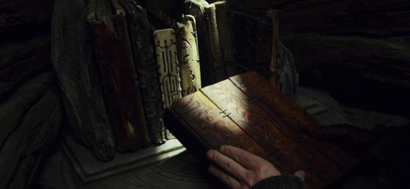 HQ De Poe Dameron Revela Trecho Dos Antigos Livros Da Ordem Jedi