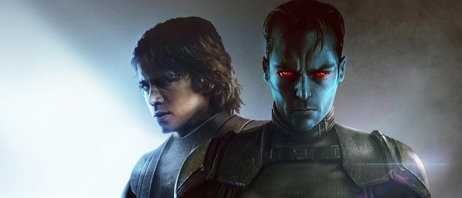 Leia O Encontro De Anakin Skywalker E Thrawn Em Trechos Inéditos De Thrawn: Alliances