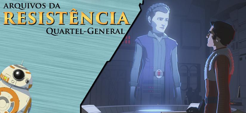 ARQUIVOS DA RESISTÊNCIA | Quartel-General