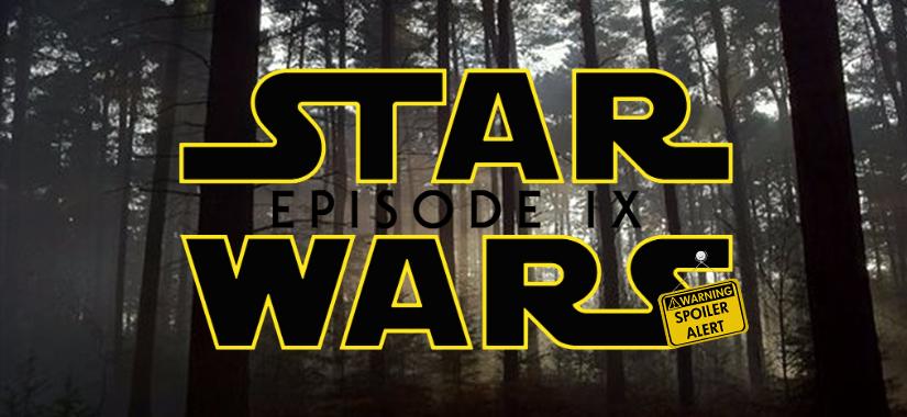 Episódio IX | Fotos Revelam X-Wing E Mais