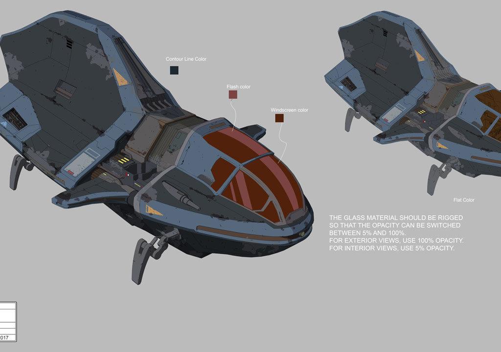 Hallion Ship