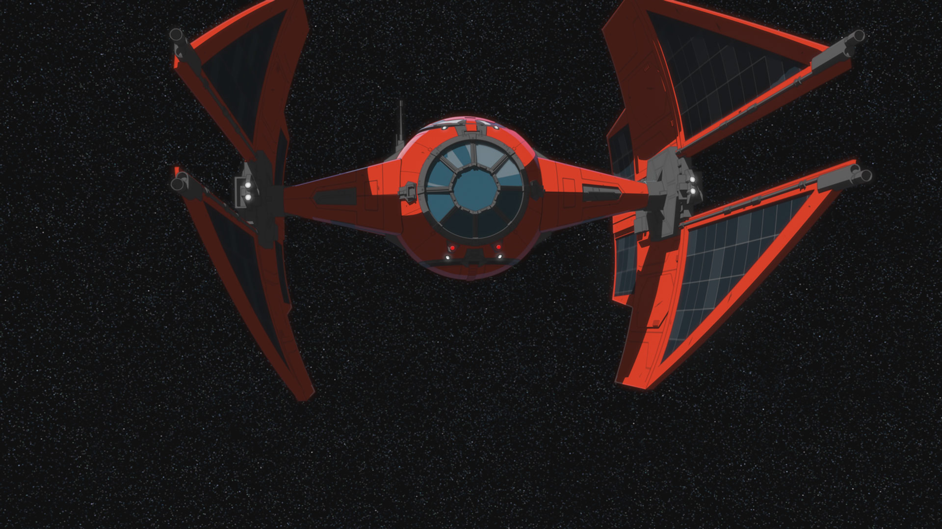 Tie Fighter Hyperdrive Resistance