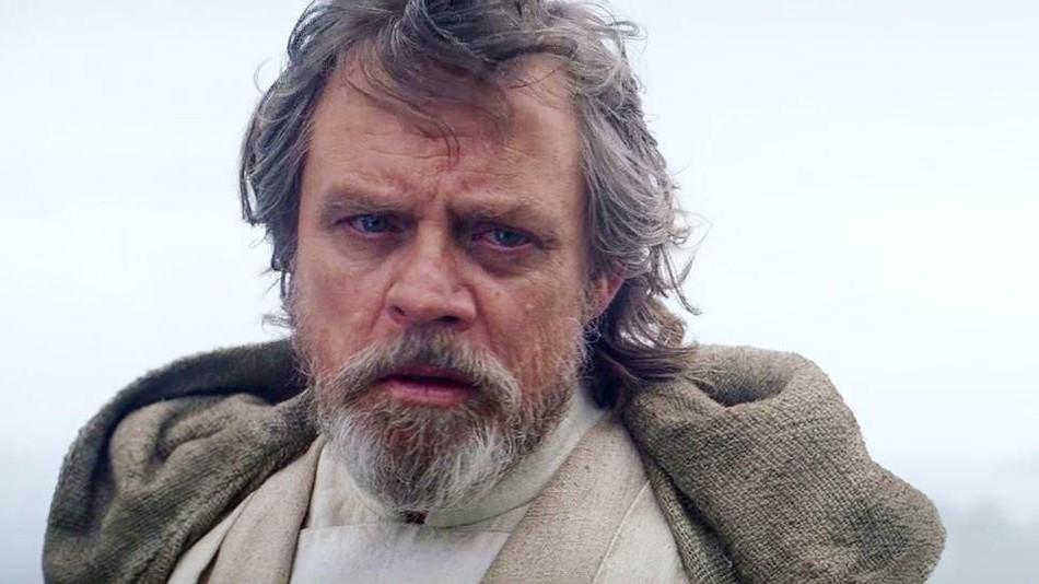 Luke Skywalker Foi Deturpado Em Os Últimos Jedi?