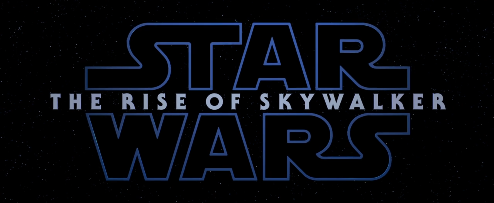 IX | THE RISE OF SKYWALKER é O Nome Do último Capítulo Da Saga Skywalker