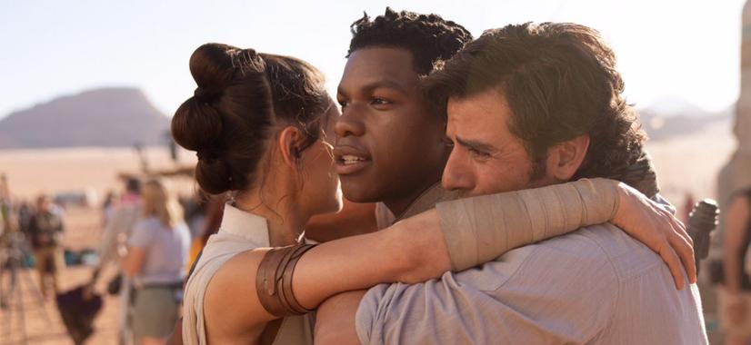 Rise Of Skywalker| Daisy Ridley Comenta Sua última Cena