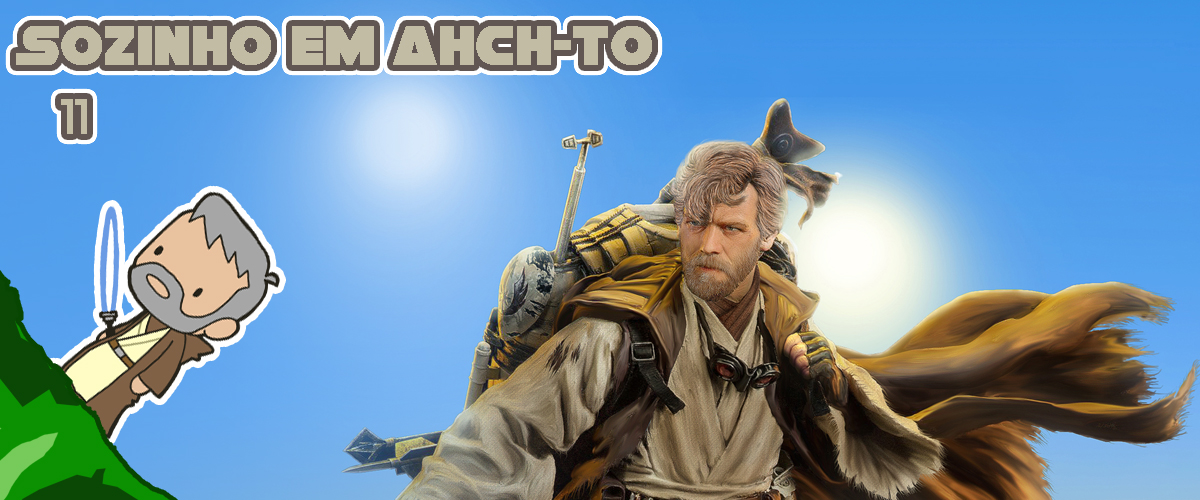 Sozinho Em Ahch-To #11: Obi-HYPE Kenobi