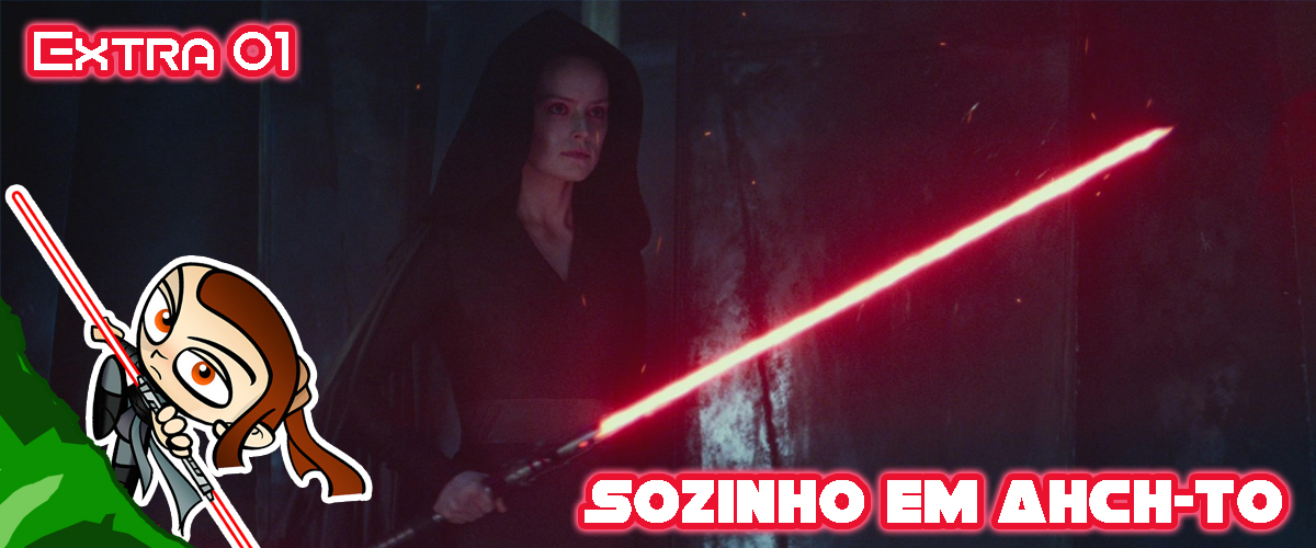 Sozinho Em Ahch-To Extra #1: Dark Rey Na D23!