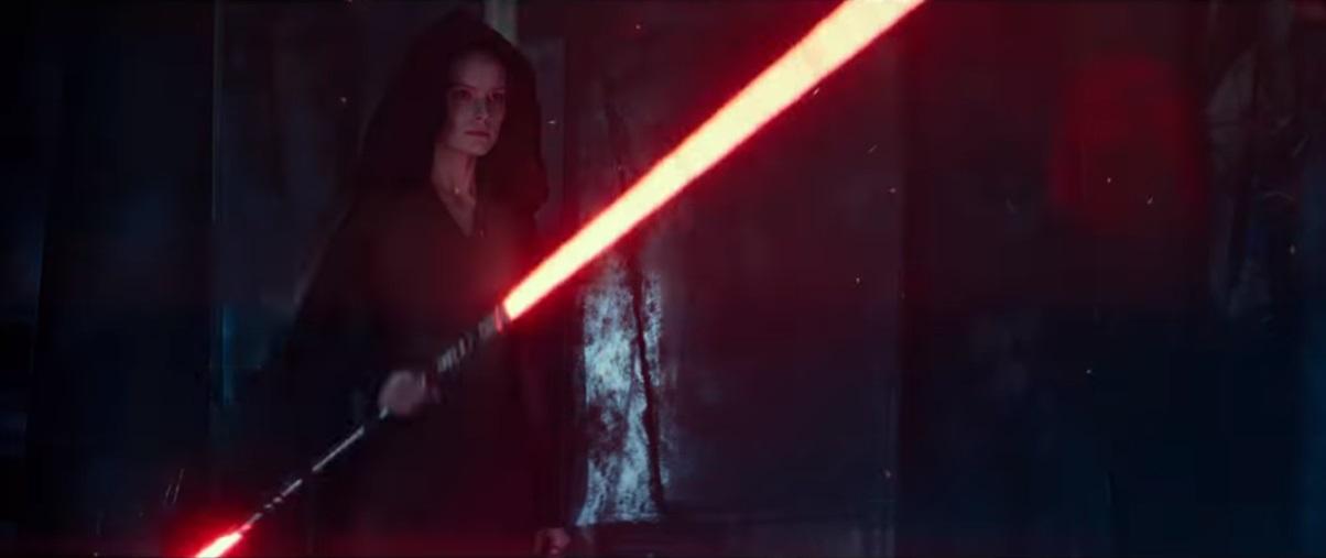 Dark Rey: Visão Ou Vislumbre?