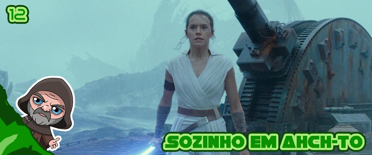 Trailer De A Ascenção Skywalker Comentado – Sozinho Em Ahch-To #12