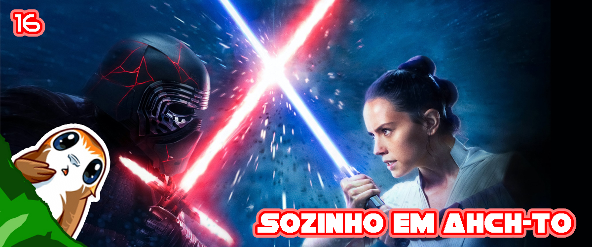 REVIEW | A Ascensão Skywalker – Sozinho Em Ahch-To #16