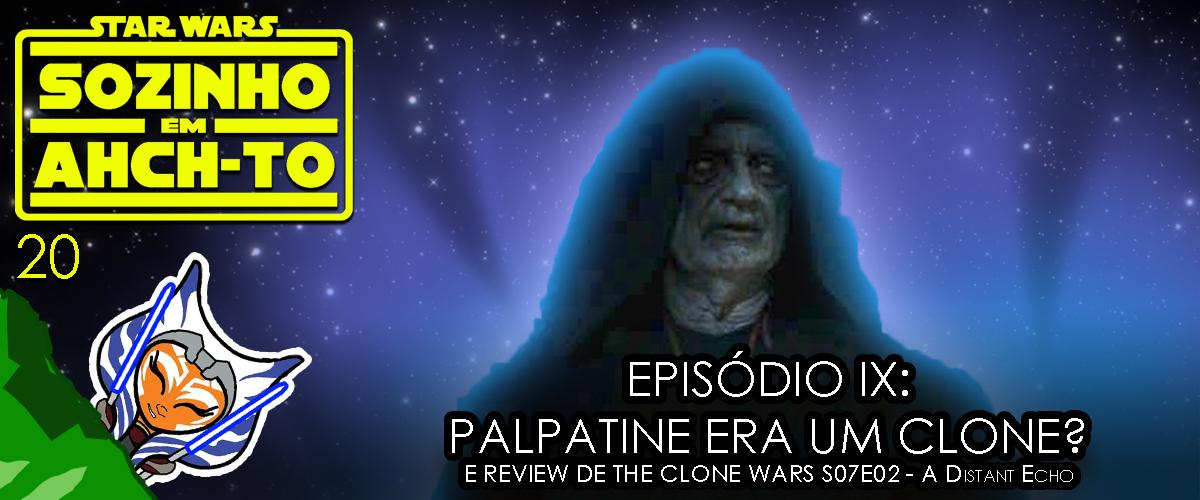 Palpatine Era Um Clone? REVIEW | The Clone Wars S07e02 – Sozinho Em Ahch-To #20