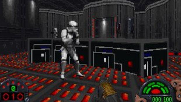 Você já sabe o que vai acontecer com este pobre trooper solitário