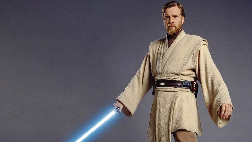 Ewan McGregor Obi-Wan Kenobi