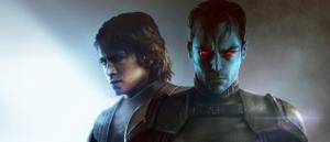 Anakin and Thrawn