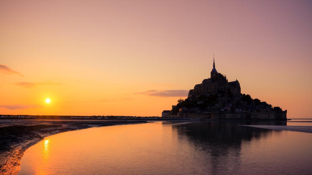 Mont Saint Michel © Beboy - Fotolia.com